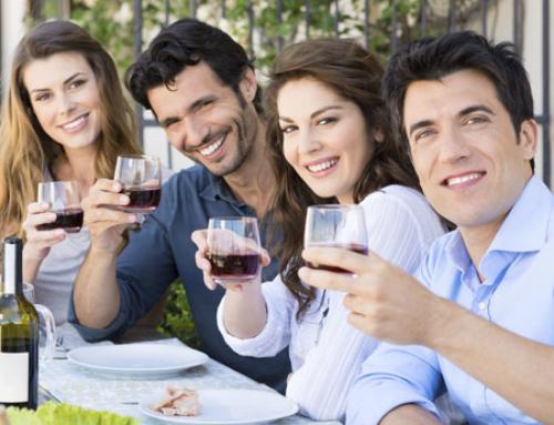 """L'articolo_""""L'identikit del bevitore italiano"""" by TANNICO (tratto da Winenews.it)"""