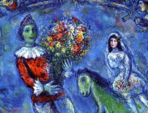 Magico Chagall ad Asti