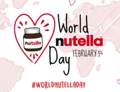 "Moscato Orifiamma e il ""World Nutella Day"""